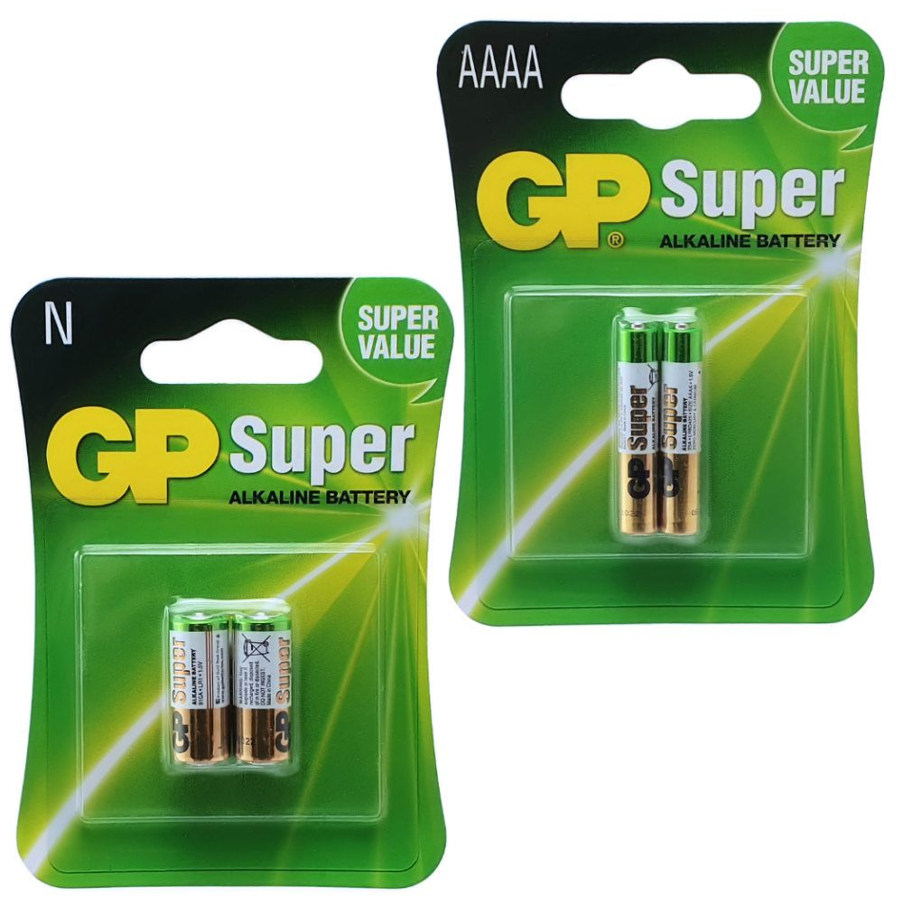 GP Specialist Alkaline Batteries